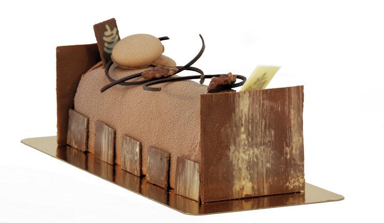 Buche caramel 3